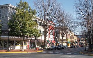Dover, Delaware Capital of Delaware