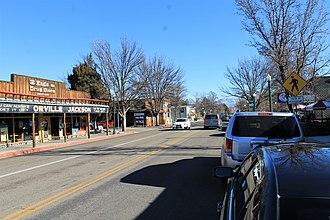Eagle, Idaho - Downtown Eagle