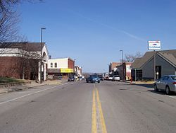 Downtown Ellsworth