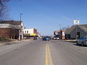 Ellsworth, Wisconsin - Downtown Ellsworth