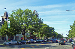 Downtown Lake George