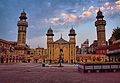 Dramatic Cloud On Wazir Khan Mosque.jpg