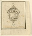Drawing, Design for pendant with gaines, 16th century (CH 18546113).jpg