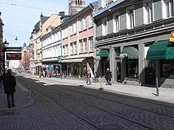 massage norrköping drottninggatan