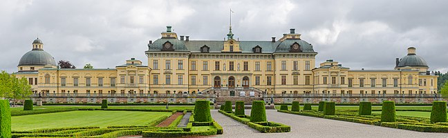 Drottningholm Palace, August 2012.