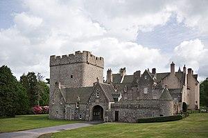 Drum Castle - Drum Castle in 2007