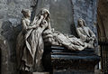 Dublin Christ Church Cathedral South Transept Monument Robert 19th Earl of Kildare by Henry Cheere 2012 09 26.jpg