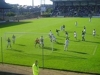 Dens Park - Image: Dundee v St. Johnstone