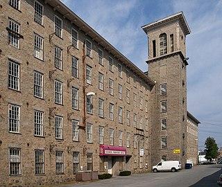 Durfee Mills United States historic place