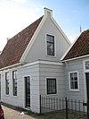 foto van Houten dwarshuis. Huidig aspect 19e-eeuws
