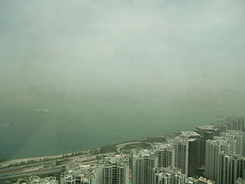 Dust Strom Effect To Hong Kong.jpg