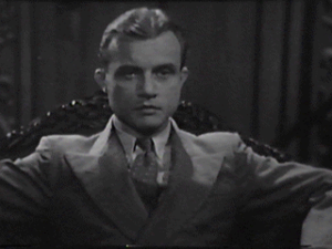 Dwight Frye - in A Strange Adventure (1932)