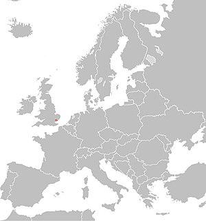 European route E32 - Image: E32 route