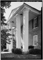 EAST PORTICO FROM NORTHEAST - Thorn Hill, Southwest of Lexington, off VA Route 251, Lexington, Lexington, VA HABS VA,82-LEX.V,5-3.tif