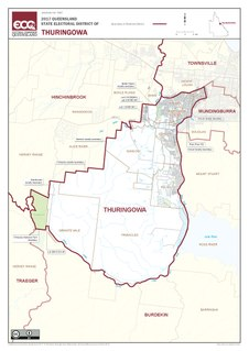 state electoral district of Queensland, Australia