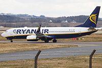 EI-ENY - B738 - Ryanair
