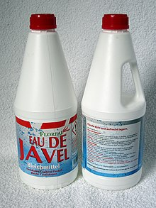 Sodium hypochlorite - Wikipedia