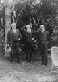 Edison- John Burroughs- Ford at Edison's home in Ft. Myers Florida 1914.png