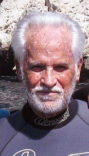 Eduard Admetlla i Lázaro Catalan scuba diving pioneer and underwater filmmaker