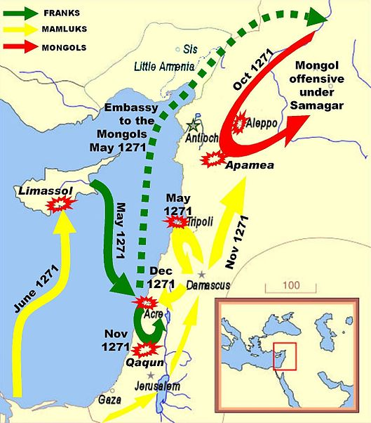 Wikipedia (http://en.wikipedia.org/wiki/Ninth_Crusade)