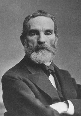 Edward Anthony (photographer) - Edward Anthony c. 1880