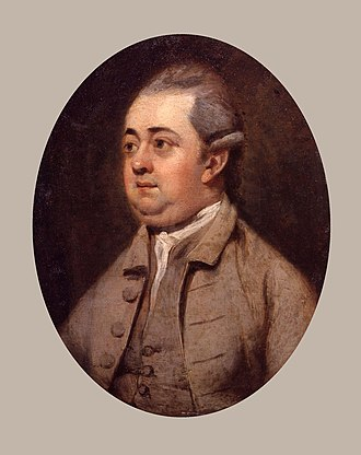 Late Latin - Edward Gibbon, English historian who espoused the concept of a decline of the Roman Empire resulting in its fall.