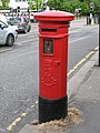 Edward VII postbox, Wellington Street, NE1 (geograph 1886408).jpg