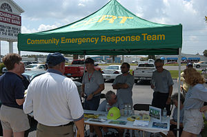The Community Emergency Response Team (CERT) i...
