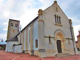 Blénod-lès-Pont-à-Mousson Commune in Grand Est, France