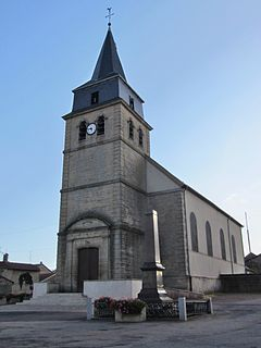 Norroy-le-Sec Commune in Grand Est, France