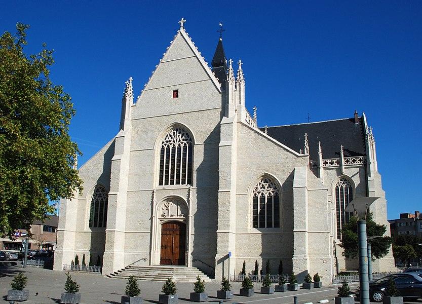 Belgique - Brabant flamand - Vilvorde - Église Notre-Dame de Bonne-Espérance