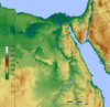 Egypt map topo.png