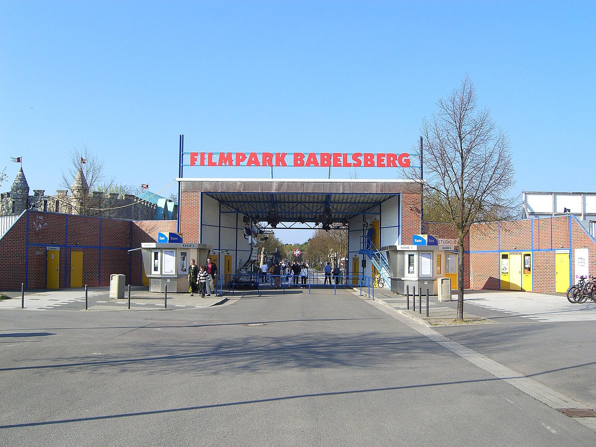 Babelsberg Fundus