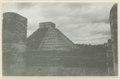 El Castillo , den centrala pyramiden - SMVK - 0307.f.0023.tif