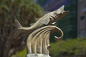 """Chicharrero - """"The Chicharro Sculpture"""" in Santa Cruz de Tenerife"""