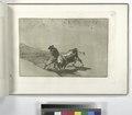 El diestrísimo estudiante de Falces, embozado burla al toro con sus quiebros (NYPL b14923841-1109420).tiff