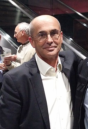 Don Winslow - Don Winslow in Madrid (Spain). October 2015