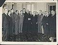 El gobernador de Tucumán, Miguel Campero recibe al ex presidente Marcelo T. de Alvear y su comitiva. Año 1939.jpg