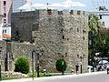 Elbasan - Stadtmauer 4d Turm.jpg