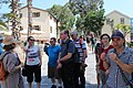 Elef Milim Project - Wikipedians in Sarona IMG 0924.JPG