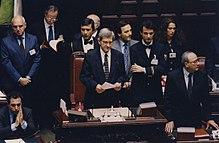 Luciano violante wikipedia for Rassegna stampa camera deputati