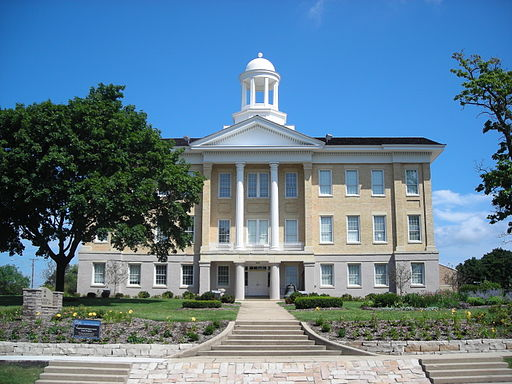 Elgin Historic District - Elgin Historical Museum, 360 Park (Elgin, IL) 01