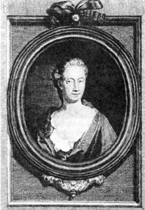 Eliza Haywood - Playwright and novelist Eliza Haywood, by George Vertue, 1725.