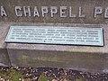 Eliza Emily Chappell Porter's grave at Rosehill Cemetery, Chicago 2.jpg