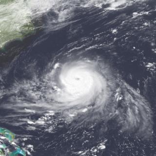 Hurricane Ella (1978) Category 4 Atlantic hurricane in 1978