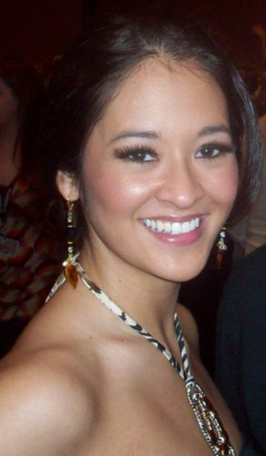 Miss Washington - Elyse Umemoto, Miss Washington 2007