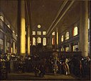 Emanuel de Witte - Interior of the Portuguese Synagogue in Amsterdam c1680.jpg