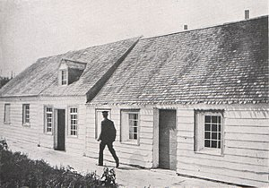 Rigolet - Fur trader in in Rigolet, 1911