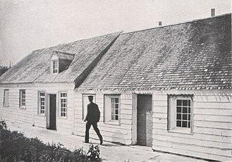 Rigolet - Fur trader in Rigolet, 1911