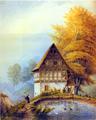 Emil Zeiß Schlossmühle bei Heidelbeck 1874.png